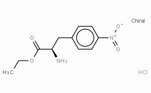 H-4-Nitro-D-Phe-OEt · HCl