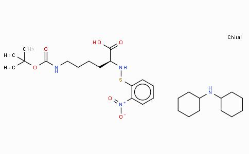 Nps-Lys(Boc)-OH  · DCHA