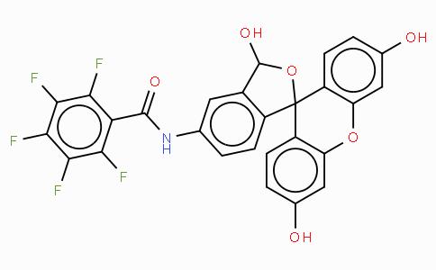 5-(Pentafluorobenzoylamino)fluorescein