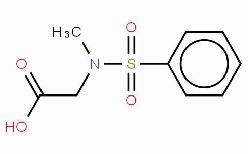 Phenylsulfonyl-Sar-OH