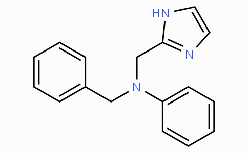 2-(N-Phenyl-N-benzyl-aminomethyl)-imidazole