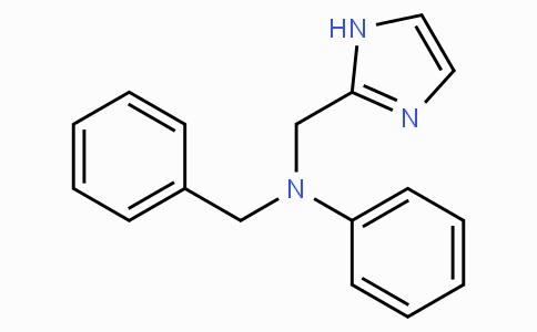 2-(N-Phenyl-N-benzyl-aminomethyl)-imidazole
