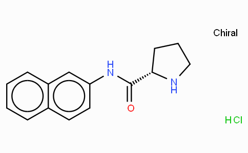 H-Pro-βNA · HCl