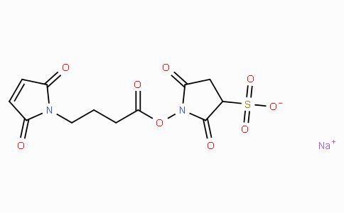 Sulfo-N-succinimidyl 4-maleimidobutyrate sodium salt