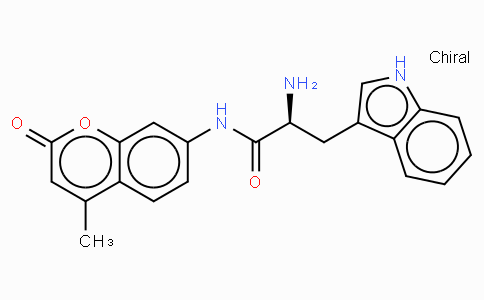 H-Trp-AMC hydrochloride salt