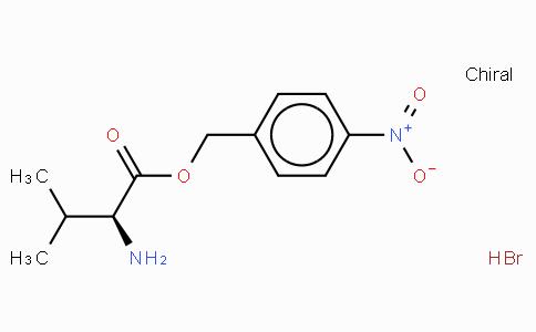 H-Val-p-nitrobenzyl ester · HBr
