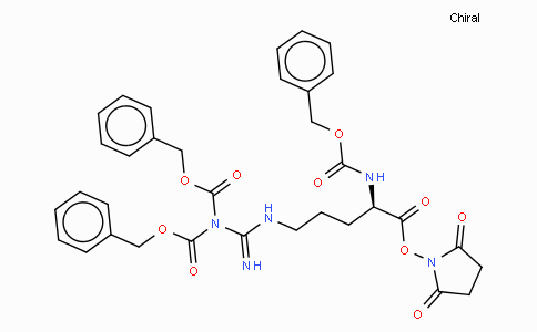 Z-D-Arg(Z)₂-OSu