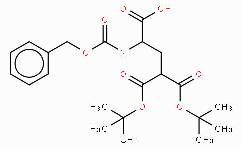Z-γ-carboxy-DL-Glu(OtBu)₂-OH