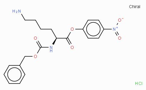 Z-Lys-ONp · HCl