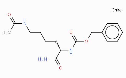 Z-Lys(Ac)-NH₂