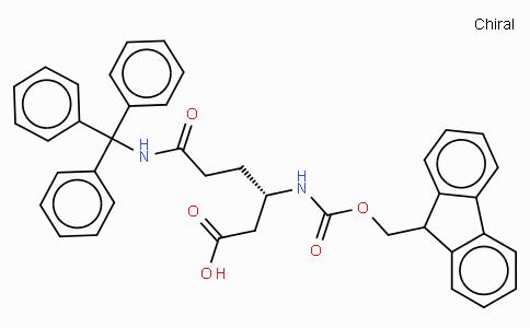 Fmoc-β-HoGln(Trt)-OH Fmoc-L-β-Homoglutamine(Trt)