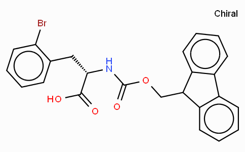 Fmoc-phe(2-BR)-OH