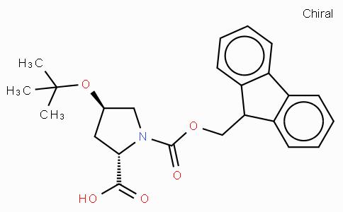 Fmoc-D-Hyp(tBu)-OH