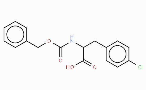 Z-DL-Phe(4-Cl)-OH