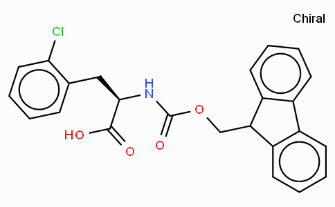 Fmoc-D-Phe(2-Cl)-OH