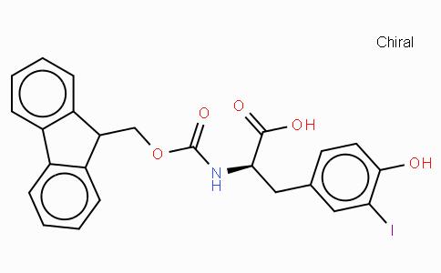 Fmoc-D-Tyr(3-I)-OH