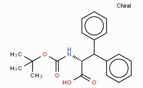 Boc-D-Ala(3,3-diphenyl)-OH
