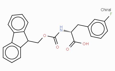 Fmoc-3-fluoro-D-phenylalanine