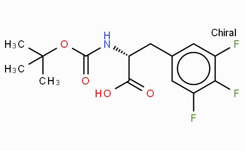 Boc-D-Phe(3,4,5-TriF)-OH
