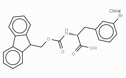 Fmoc-D-Phe(3-Br)-OH