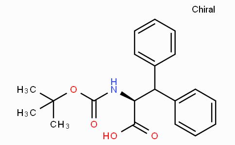 Boc-L-3,3-Diphenylalanine