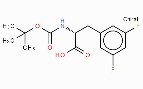 Boc-D-3,5-Difluorophe