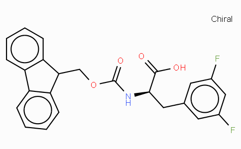 Fmoc-D-3,5-Difluorophe