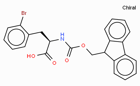Fmoc-D-2-Bromophe