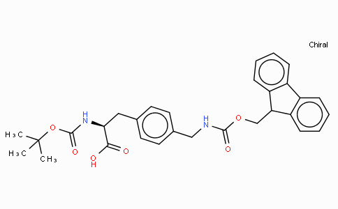Boc-L-4-Aminomethylphe(Fmoc)