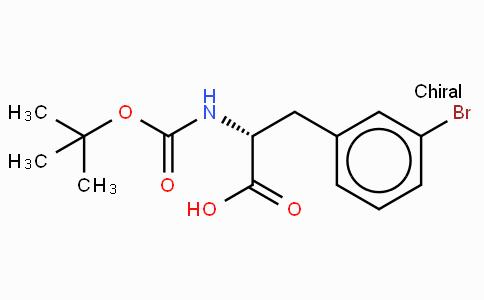 Boc-D-3-Bromophe
