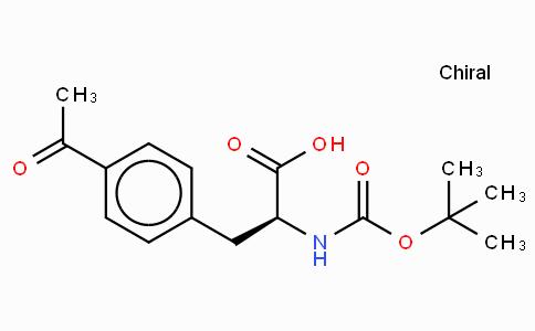 Boc-L-4-Acetylphe