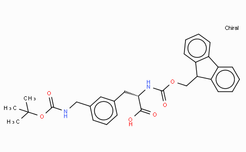 Fmoc-L-3-Aminomethylphe(Boc)