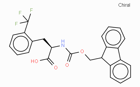 Fmoc-D-2-Trifluoromethylphe