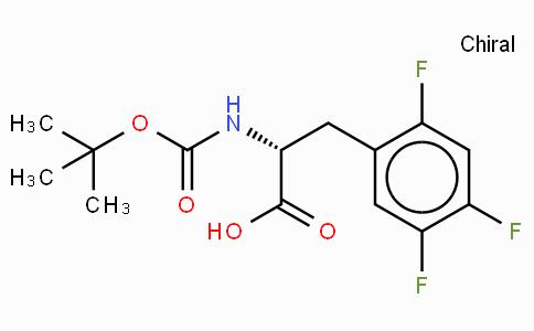 Boc-D-2,4,5-Trifluorophe