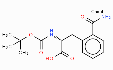 Boc-D-2-Carbamoylphe