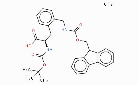 Boc-D-2-Aminomethylphe(Fmoc)