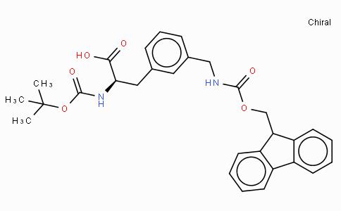 Boc-D-3-Aminomethylphe(Fmoc)