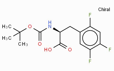 Boc-L-2,4,5-Trifluorophe