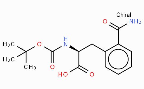 Boc-L-2-Carbamoylphe