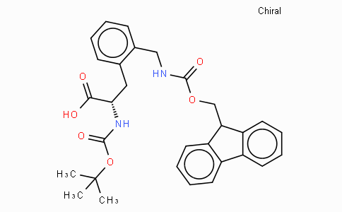 Boc-L-2-Aminomethylphe(Fmoc)