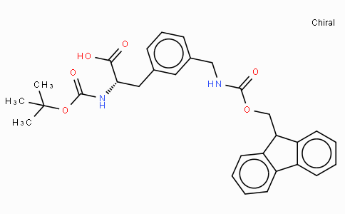 Boc-L-3-Aminomethylphe(Fmoc)