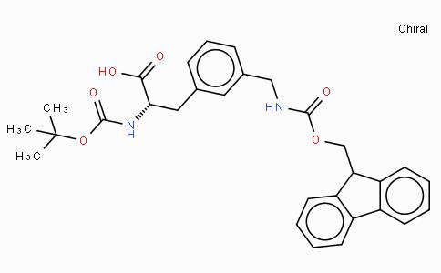 Boc-L-3-Aminomethylphe(Fmoc)