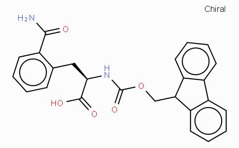 Fmoc-D-2-Carbamoylphe