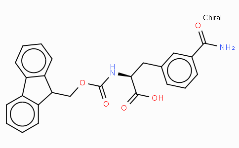 Fmoc-L-3-Carbamoylphe