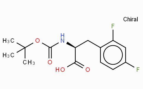 Boc-L-2,4-Difluorophe