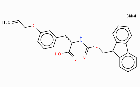 Fmoc-L-m-Tyrosine(OAllyl)
