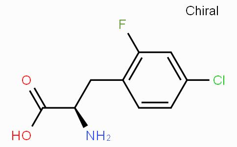 D-2-Fluoro-4-chlorophenylalanine