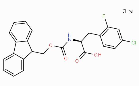 Fmoc-L-2-Fluoro-4-chlorophenylalanine