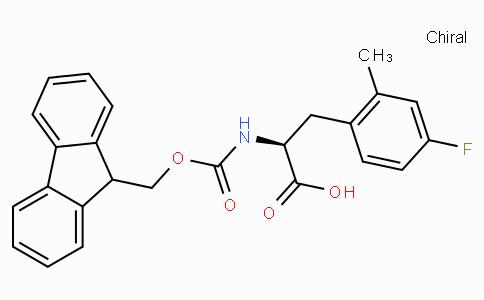 Fmoc-L-2-methyl-4-fluorophenylalanine