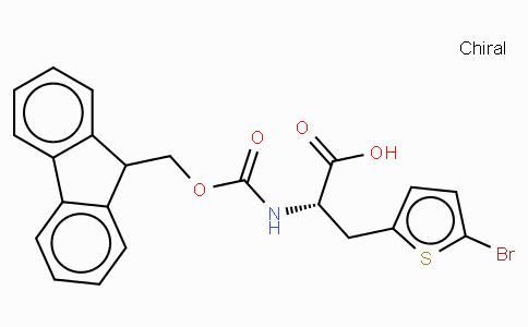 Fmoc-L-2-(5-bromothienyl)alanine